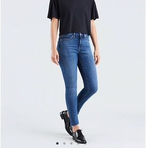 NEW Levis 311 Shaping Skinny Jeans 26x30